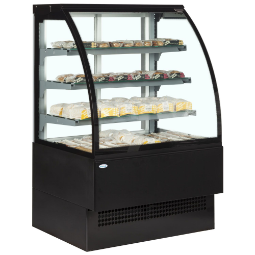 Interlevin Italia Range EVO600 B HOT Hot Display Cabinet
